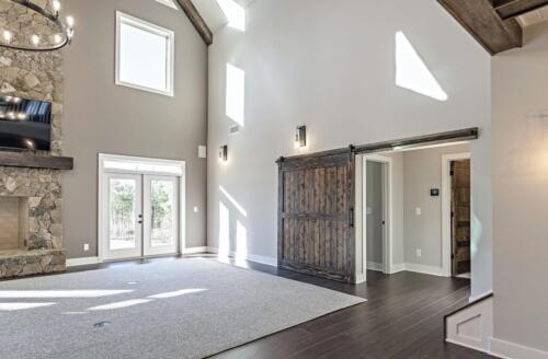 08 | Jasper GA New Single Family Custom Home Construction | The Elsberry Floor Plan