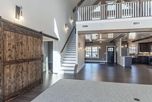 09 | Jasper GA New Single Family Custom Home Construction | The Elsberry Floor Plan