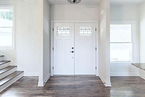 02 | Jasper GA New Single Family Custom Home Construction | The George Floor Plan