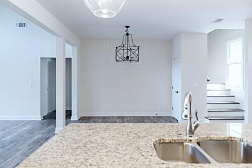 03 | Jasper GA New Single Family Custom Home Construction | The George Floor Plan