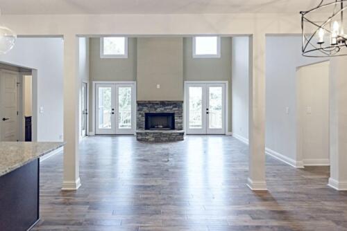 04 | Jasper GA New Single Family Custom Home Construction | The George Floor Plan