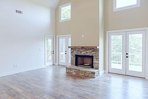05 | Jasper GA New Single Family Custom Home Construction | The George Floor Plan