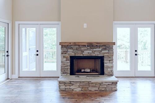 06 | Jasper GA New Single Family Custom Home Construction | The George Floor Plan
