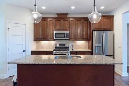 08 | Jasper GA New Single Family Custom Home Construction | The George Floor Plan