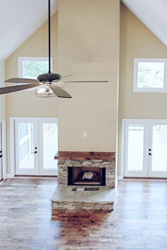 10 | Jasper GA New Single Family Custom Home Construction | The George Floor Plan