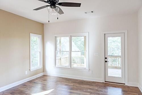 22 | Jasper GA New Single Family Custom Home Construction | The Sullivan Floor Plan