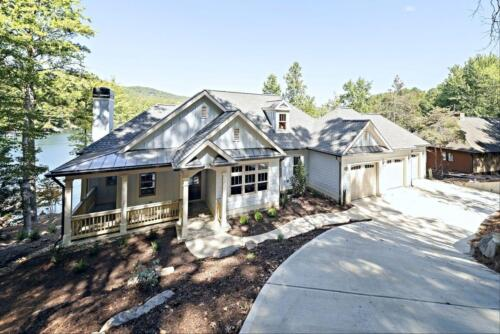 01 - New Single Family Custom Home Construction Pickens County Georgia
