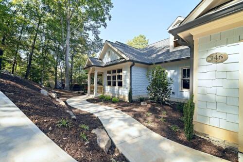 02 - New Single Family Custom Home Construction Pickens County Georgia