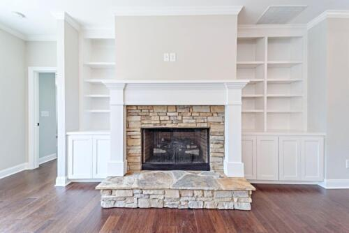 09 - 4 Bedroom 3 Bath   Open Floor Plan   2694 heated square feet - Lake Arrowhead GA New Single Family Custom Home Construction