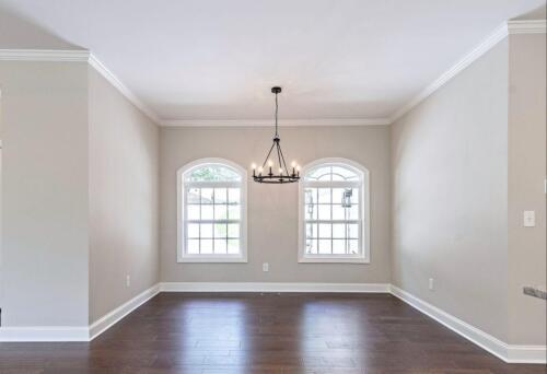 10 - 4 Bedroom 3 Bath   Open Floor Plan   2694 heated square feet - Lake Arrowhead GA New Single Family Custom Home Construction