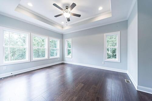 11 - 4 Bedroom 3 Bath   Open Floor Plan   2694 heated square feet - Lake Arrowhead GA New Single Family Custom Home Construction