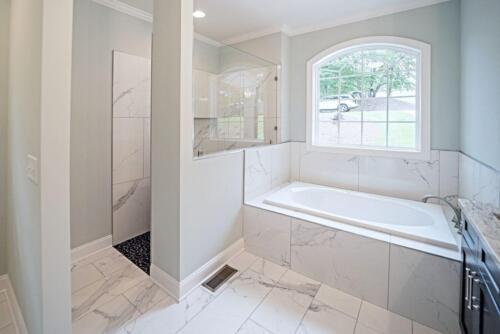 13 - 4 Bedroom 3 Bath   Open Floor Plan   2694 heated square feet - Lake Arrowhead GA New Single Family Custom Home Construction