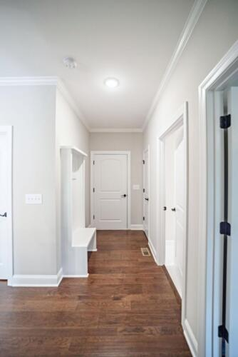 17 - 4 Bedroom 3 Bath   Open Floor Plan   2694 heated square feet - Lake Arrowhead GA New Single Family Custom Home Construction
