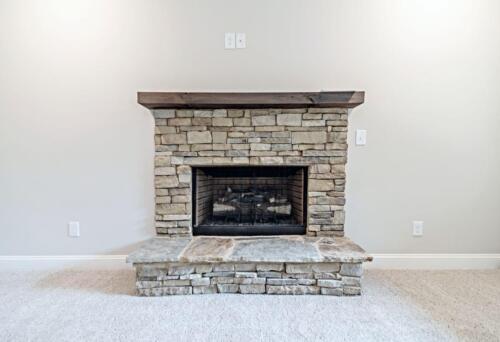 24 - 4 Bedroom 3 Bath   Open Floor Plan   2694 heated square feet - Lake Arrowhead GA New Single Family Custom Home Construction
