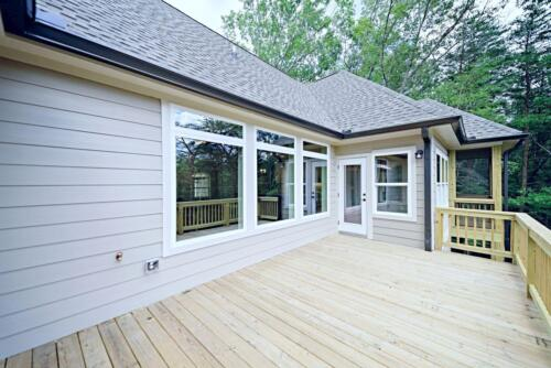 26 - 4 Bedroom 3 Bath   Open Floor Plan   2694 heated square feet - Lake Arrowhead GA New Single Family Custom Home Construction