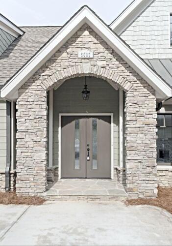 01   Lake Arrowhead GA New Single Family Custom Home Construction   The Mullen Floor Plan