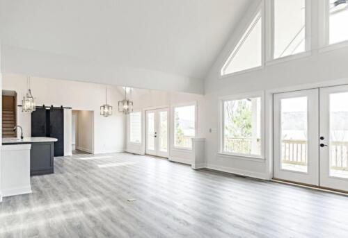 05   Lake Arrowhead GA New Single Family Custom Home Construction   The Mullen Floor Plan