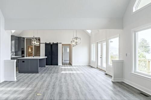 06   Lake Arrowhead GA New Single Family Custom Home Construction   The Mullen Floor Plan
