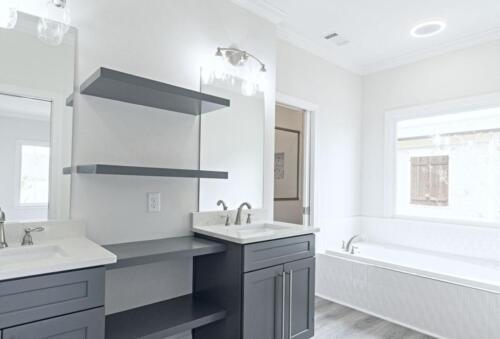13   Lake Arrowhead GA New Single Family Custom Home Construction   The Mullen Floor Plan