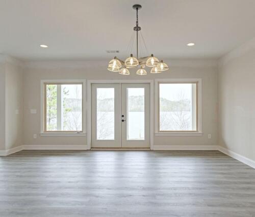 23   Lake Arrowhead GA New Single Family Custom Home Construction   The Mullen Floor Plan