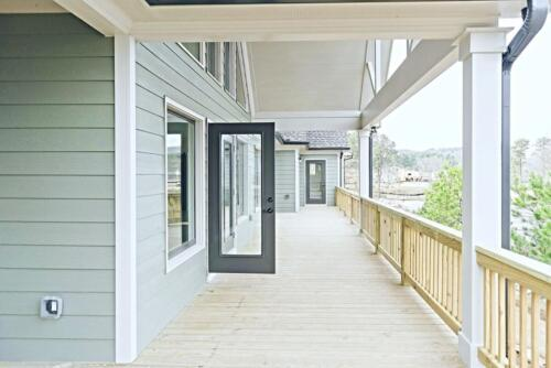 24   Lake Arrowhead GA New Single Family Custom Home Construction   The Mullen Floor Plan