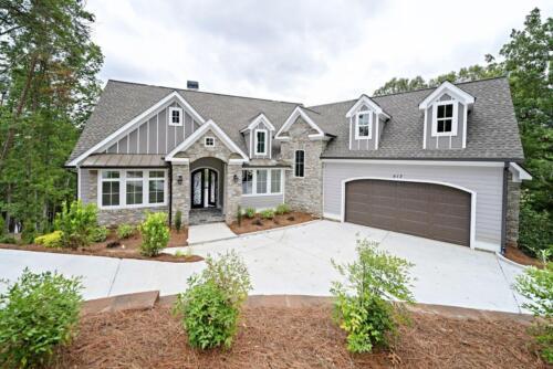 01 - Lake Arrowhead GA New Homes - New Single Family Home Custom Construction