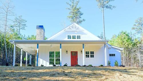 01 | Cartersville GA New Single Family Custom Home Construction | The The Gaffney Plan