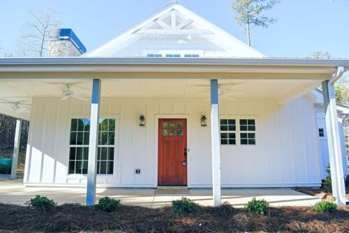 02 | Cartersville GA New Single Family Custom Home Construction | The The Gaffney Plan