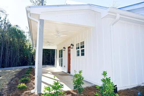 03 | Cartersville GA New Single Family Custom Home Construction | The The Gaffney Plan