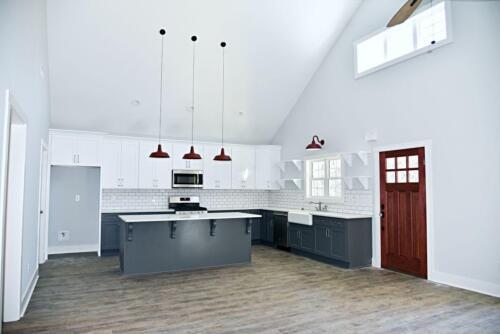 05 | Cartersville GA New Single Family Custom Home Construction | The The Gaffney Plan
