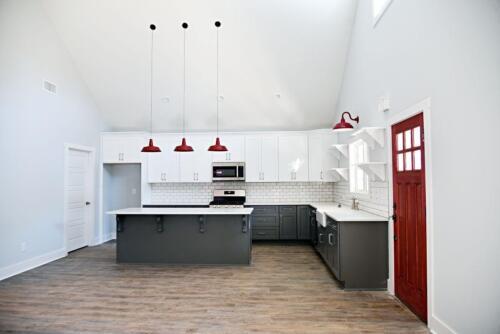 06 | Cartersville GA New Single Family Custom Home Construction | The The Gaffney Plan