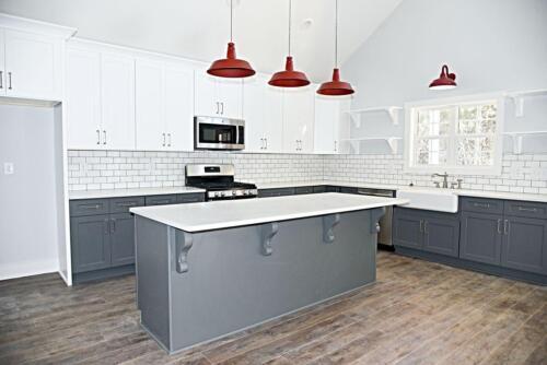 07 | Cartersville GA New Single Family Custom Home Construction | The The Gaffney Plan