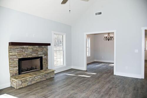 09 | Cartersville GA New Single Family Custom Home Construction | The The Gaffney Plan