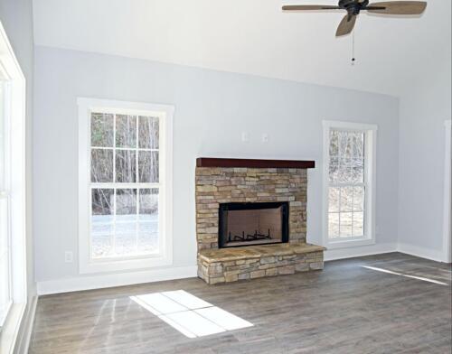 10   Cartersville GA New Single Family Custom Home Construction   The The Gaffney Plan