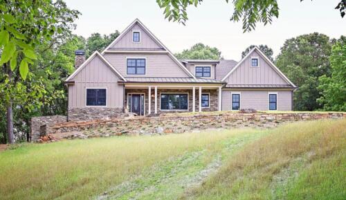 02 | Cartersville GA New Single Family Custom Home Construction | The Sullivan Floor Plan
