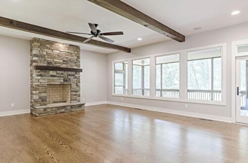 05 | Cartersville GA New Single Family Custom Home Construction | The Sullivan Floor Plan