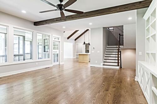 09 | Cartersville GA New Single Family Custom Home Construction | The Sullivan Floor Plan