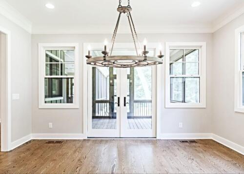 16 | Cartersville GA New Single Family Custom Home Construction | The Sullivan Floor Plan