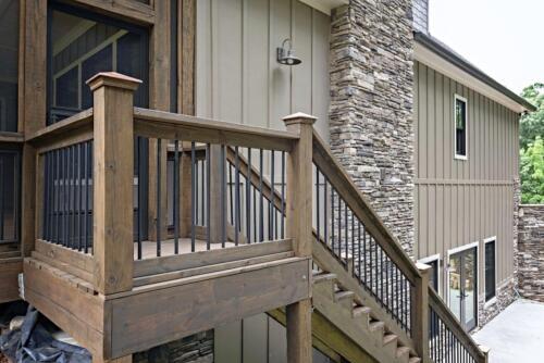 39 | Cartersville GA New Single Family Custom Home Construction | The Sullivan Floor Plan