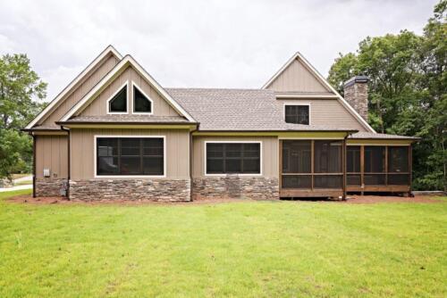 42 | Cartersville GA New Single Family Custom Home Construction | The Sullivan Floor Plan