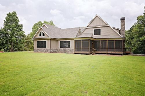 43 | Cartersville GA New Single Family Custom Home Construction | The Sullivan Floor Plan