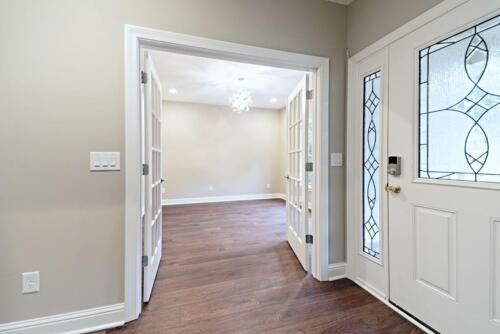 Cartersville GA New Single Family Custom Home Construction