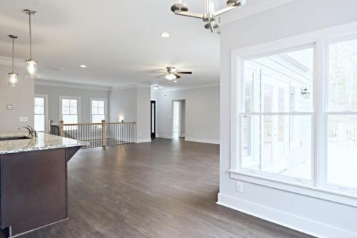 04   Talking Rock GA New Single Family Custom Home Construction   The Mullen Floor Plan