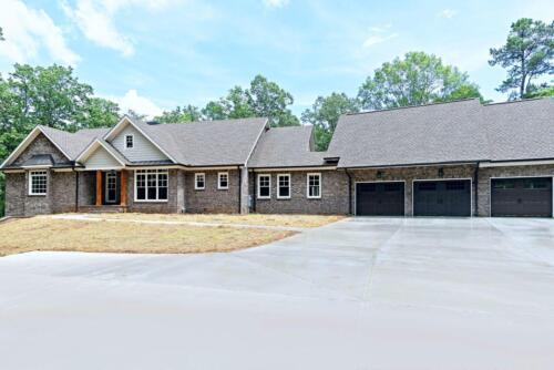 01 | Ball Ground GA New Single Family Custom Home Construction | The Carrigan Floor Plan