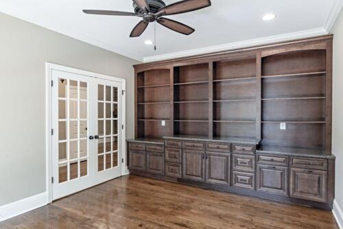 08 | Cartersville GA New Single Family Custom Home. Construction | The Carrigan Floor Plan