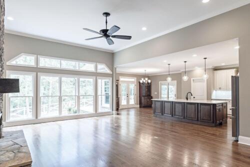 10 | Cartersville GA New Single Family Custom Home Construction | The Carrigan Floor Plan
