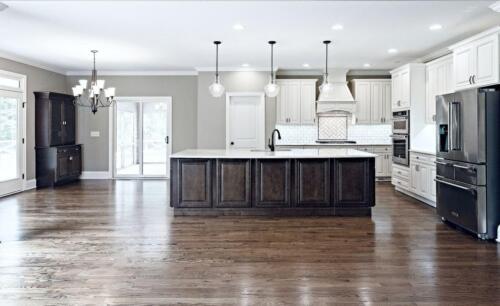 11 | Cartersville GA New Single Family Custom Home Construction | The Carrigan Floor Plan