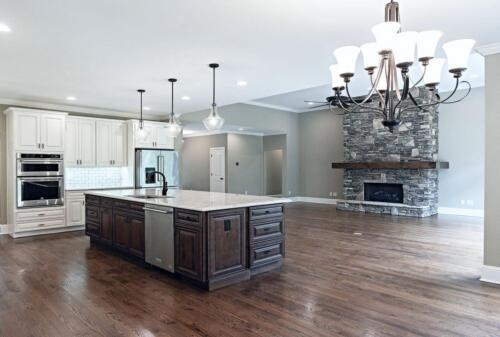 12 | Cartersville GA New Single Family Custom Home Construction | The Carrigan Floor Plan