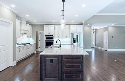 13 | Cartersville GA New Single Family Custom Home Construction | The Carrigan Floor Plan