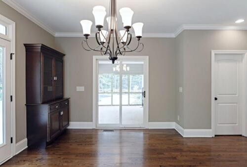 17 | Cartersville GA New Single Family Custom Home Construction | The Carrigan Floor Plan